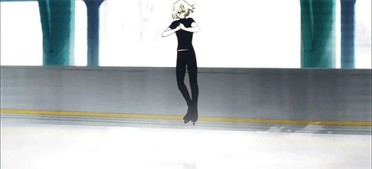 Yuri is a-ma-zing. Yurio is my fave.