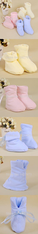 Hot Selling Baby Shoes Newborn Booties Girl First Walker Pantufa Infantil…