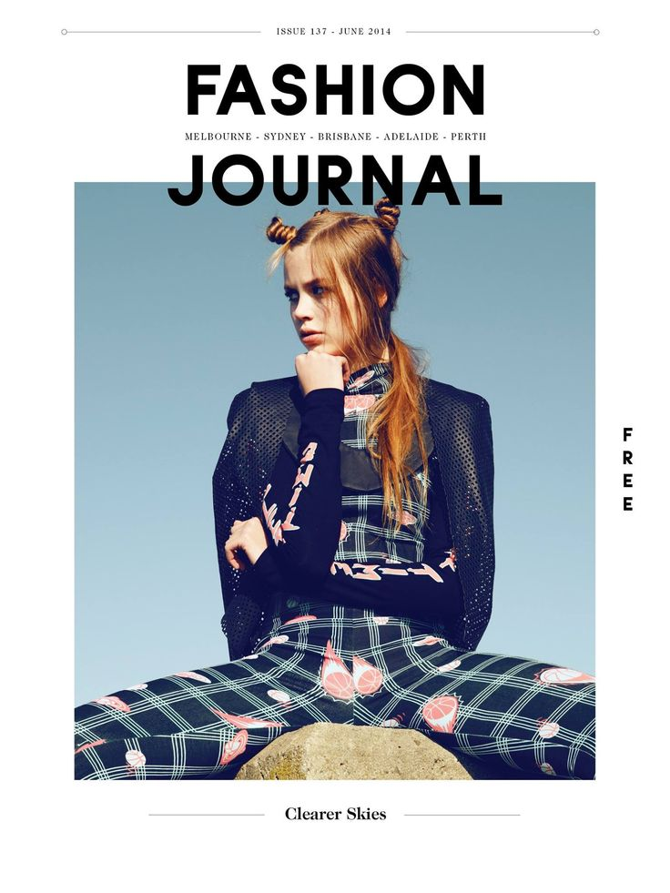 fashion journal // type // fashion