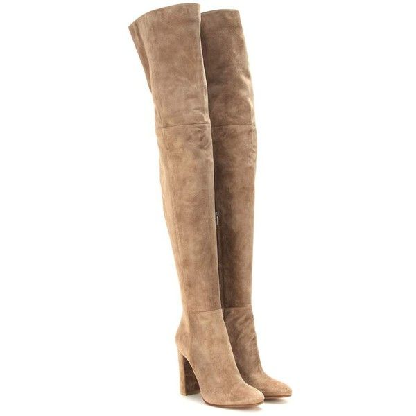 Best 25  Thigh high boots suede ideas on Pinterest | Thigh high ...