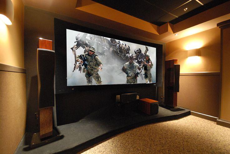 Plasma Tv Room Lighting