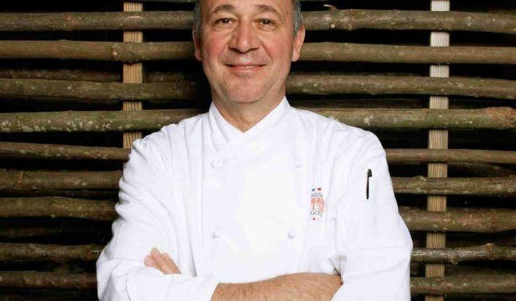 90plus.com - The World's Best Restaurants:  L'Auberge de l'Ill - Illhaeusern - France - Chef Marc Haeberlin