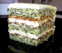 "Маковый торт "" Царица Эстер"".: sirina007"
