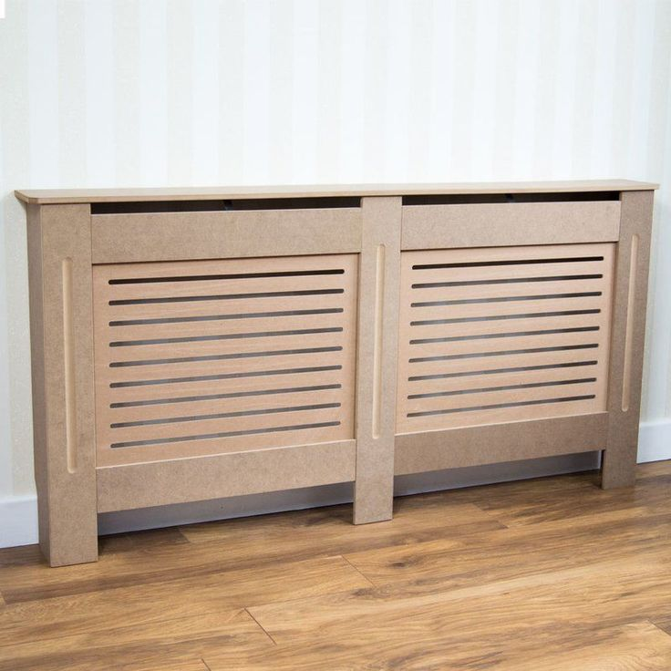 Wooden Radiator Cover Free Standing Small Brown Grill Design Bathroom Furniture
