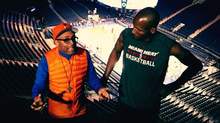 Spike Lee and NBA Champ Ray Allen Reminisce About Shooting 'He Got Game' http://www.visiontimes.com/2015/03/18/spike-lee-and-nba-champ-ray-allen-reminisce-about-shooting-he-got-game.html
