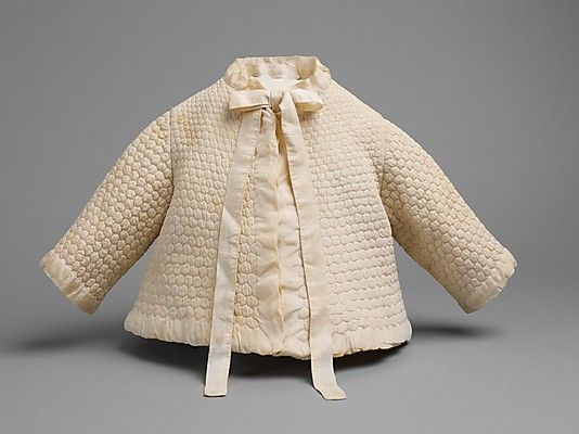 Child's Jacket Jeanne Lanvin, 1930-1931 The Metropolitan Museum of Art