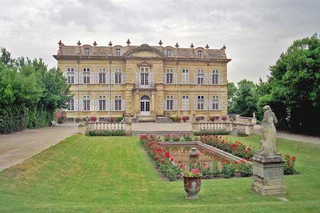 Barbentane, le château