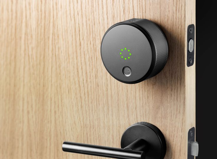 August Smart Lock is Both Functional and Attractive | Dwell