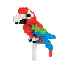 Red-and-green Macaw $12.95