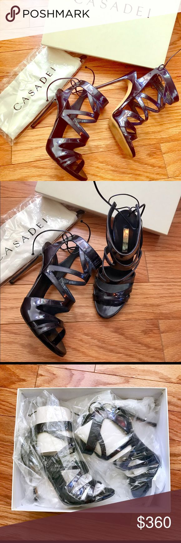 CASADEI gorgeous purple pumps, 6 inches size 6.5 CASADEI 100% Authentic women's shoes, gorgeous purple pumps, 6 inches size 6.5, real leather, made in Italy Casadei Shoes Heels