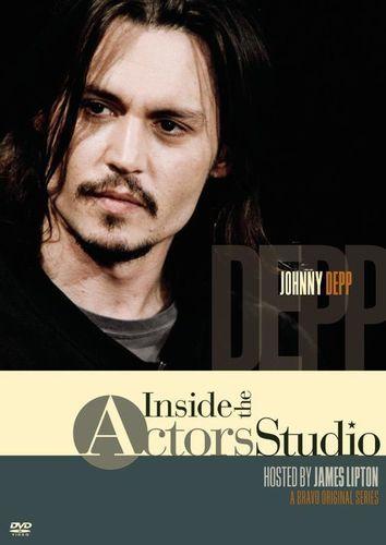 Inside the Actors Studio: Johnny Depp [DVD]