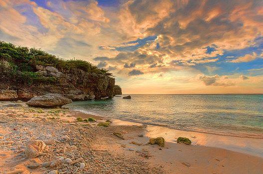 Nadia Sanowar - Tropical Sunset