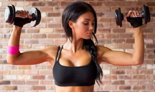 Raffermir sa poitrine en 9 exercices                                                                                                                                                                                 Plus