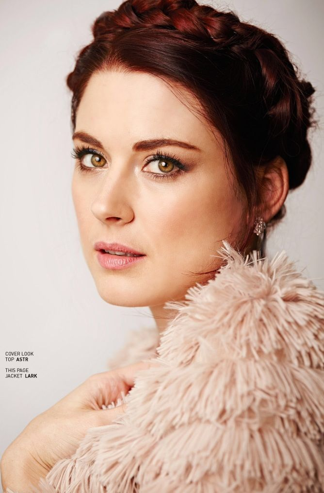 Alexandra Breckenridge - Bello Magazine by Benny Haddad
