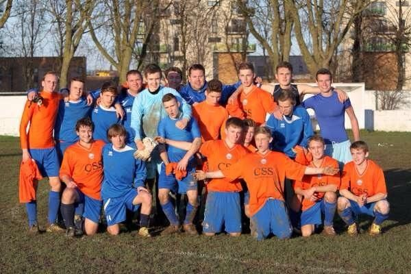 Back in the day at Braintree Town FC