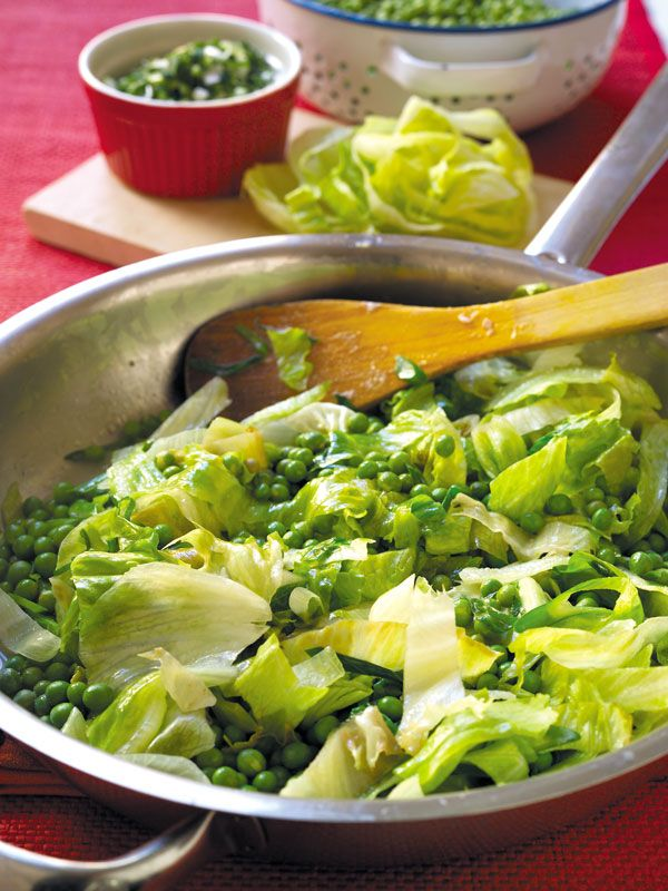 Add Oomph To Peas