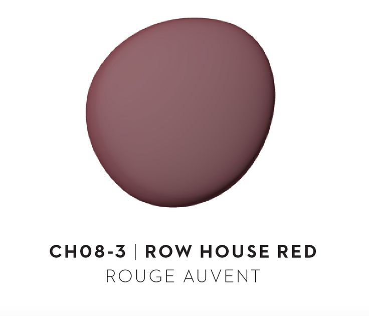 """""""I don't know if I'd ever use this colour on my walls (maybe a cozy den or powder room), but I think it could make a real statement on a front door, especially against a grey or white exterior."""" Laurie Jennings, Chatelaine Deputy Editor #BeautiTone"""