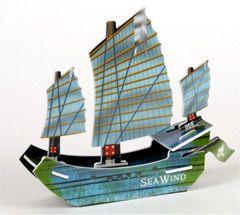 PotSCS 008 - Jade rebel ship Sea Wind