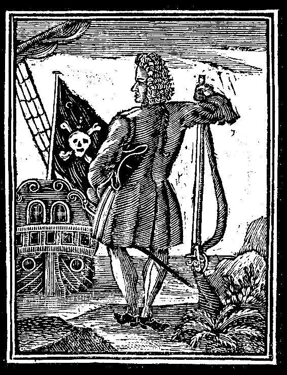 Stede Bonnet, gentleman pirate