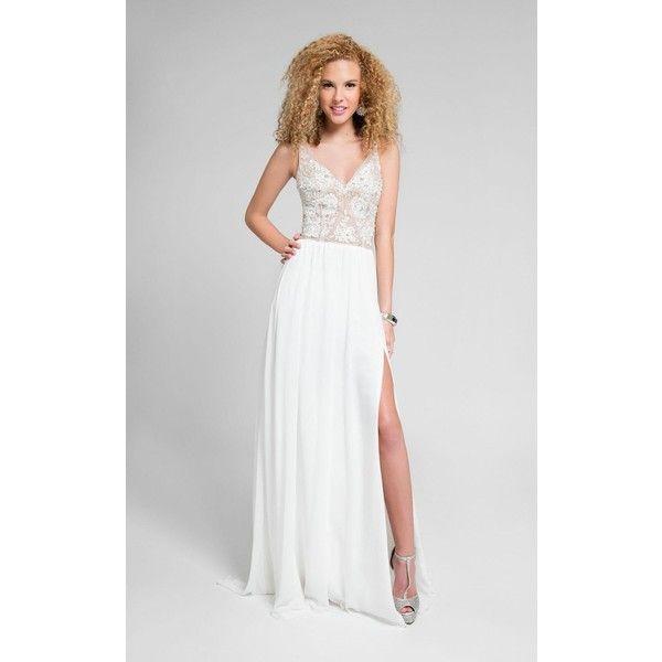 10  ideas about White Sequin Dress on Pinterest - Elegant evening ...