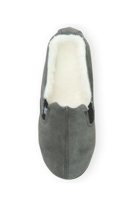 9a57b8b5c0fc06 Sapatilha unissex totalmente forrada em lã ideal para o inverno e ...