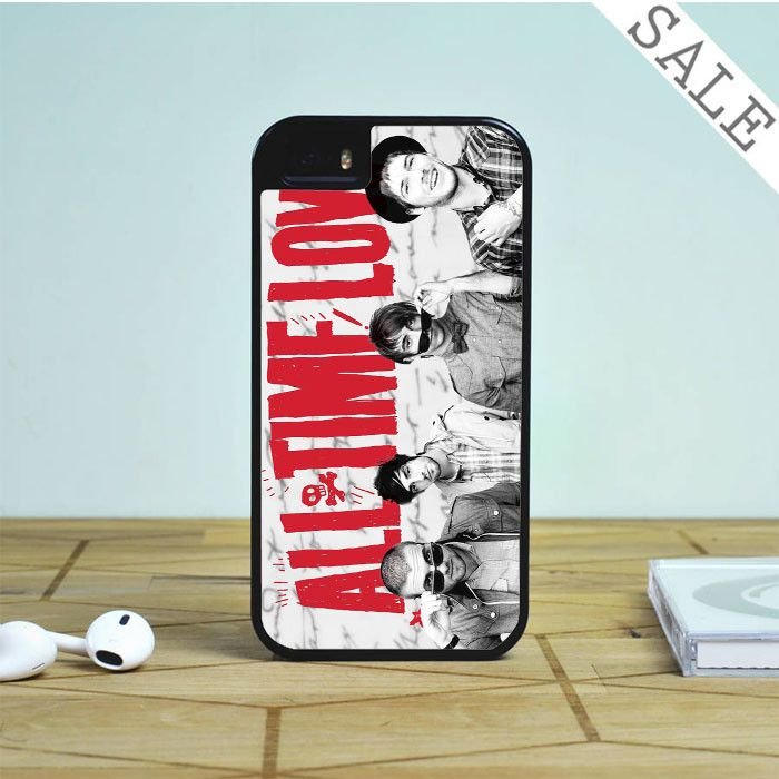 All Time Low For iPhone | Samsung Galaxy | HTC Case