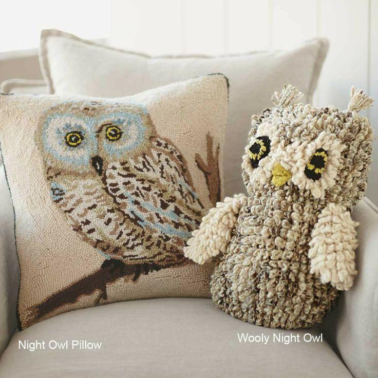 Best 25 owl pillows ideas on pinterest owl pillow owl - Cojines hechos a mano ...
