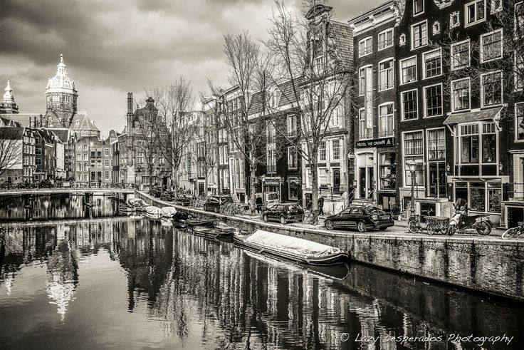 Photo Rembrandt's Town by Lazy Desperados  on 500px