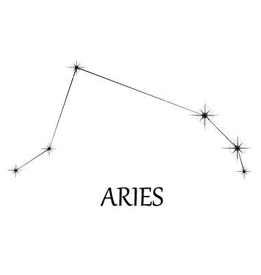 aries constellation tattoo - Google Search