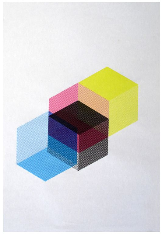 moiré patterns  by Olivia Sautreuil