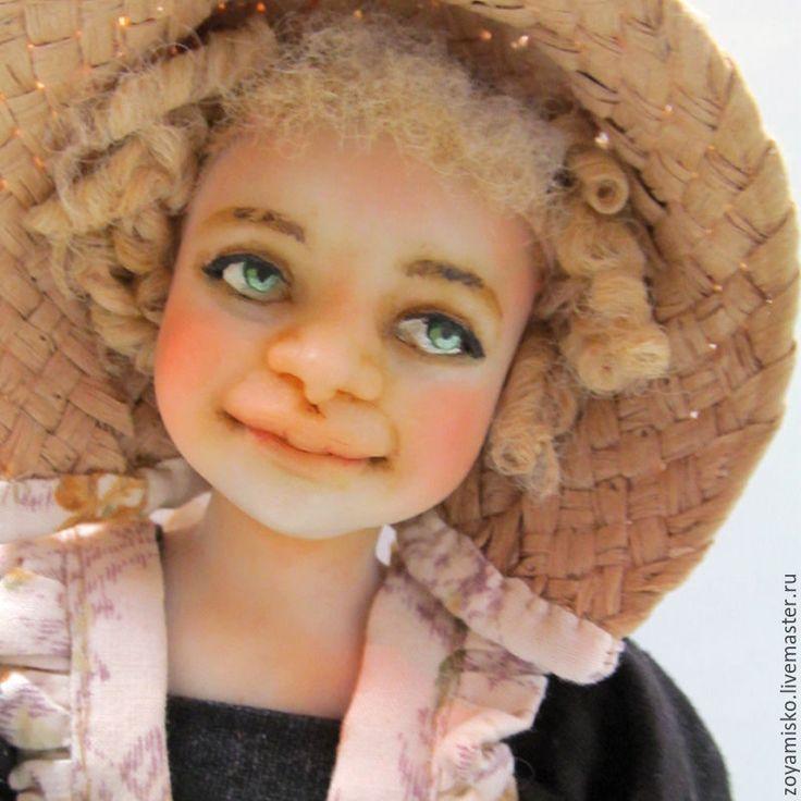 Купить Кукла любимого размера Розочка - авторская ручная работа, авторская кукла, коллекционная кукла