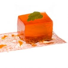 Fun Molecular Recipes! Aperol Cocktail Gel and Paper Molecular Mixology-sqr www.aaronscatering.com