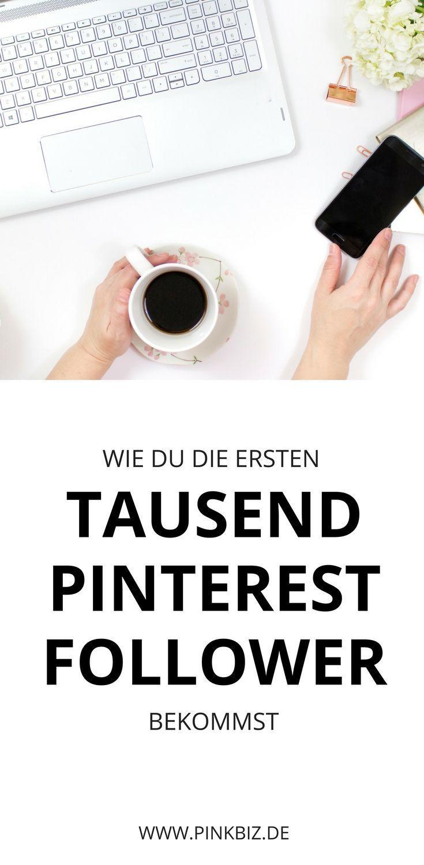 Pinterest für Anfänger: So startest du mit einem BÄM ...