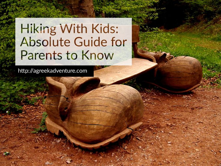 Hiking With Kids: Absolute Guide for Parents to Know. Read: https://t.co/0nF3a6c2dZ