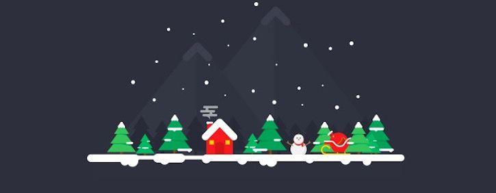 17 Latest Free Christmas Icon Sets 2014