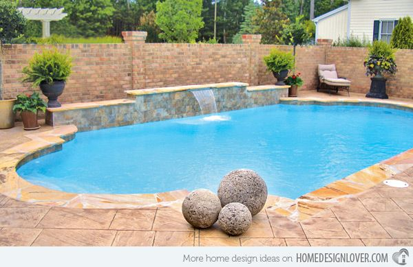 The 25 Best Pool Shapes Ideas On Pinterest Swimming