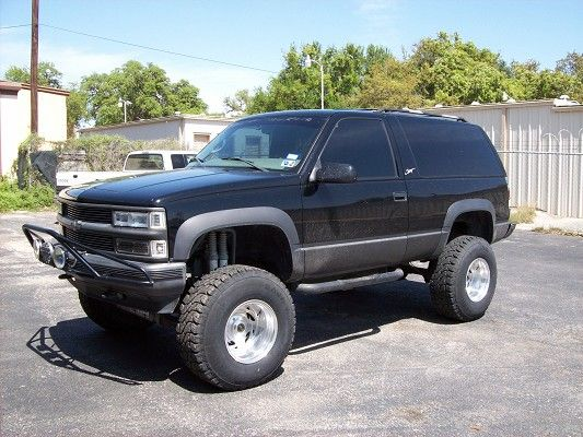 1999 Chevrolet Tahoe Sport $12,000 Possible Trade - 100161328 | Custom  Lifted Truck Classifieds | Lifted Truck Sales
