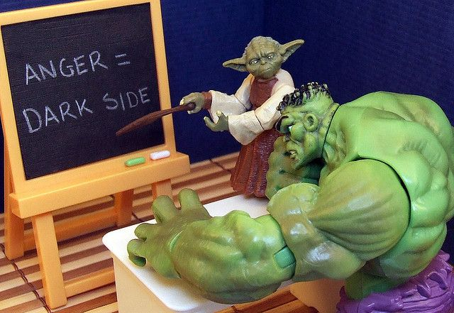 Anger Management. by waihey, via Flickr