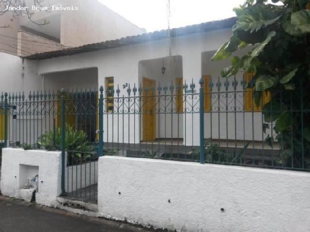 Casa Para Locação Em Volta Redonda / Rj Vila Santa Cecília