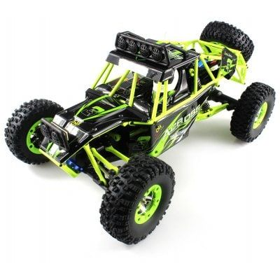 Just US$58.11, buy WLtoys No. 12428 1 / 12 2.4GHz 4WD RC Off-road Car online shopping at GearBest.com Mobile.