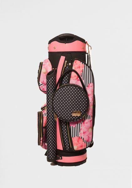 Las Golf Bag Womens Fashionable Cart Stylish Women S Bags Sassy Caddy Golfbags