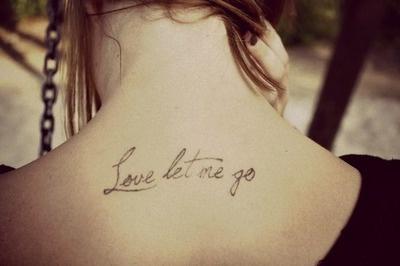 nice tattoo font