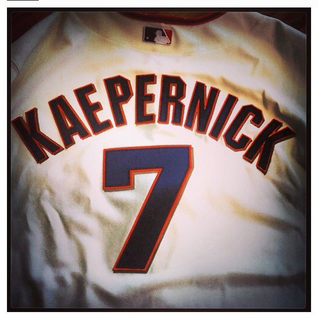 Kappy, to throw the first pitch at the Giants game tomorrow.