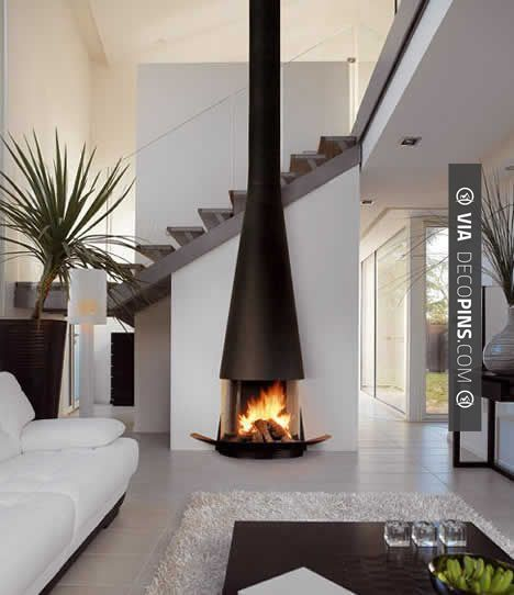 Pin By Decopins On Fireplace Pinterest
