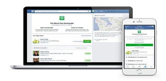Facebook Crea Nueva Función Para Desastres Naturales