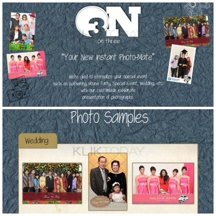 #promo exslusive untuk jasa photography di ON3 photo booth . buruan cetak sebelum kehabisan . #promo ini cuma ada di KlikToday