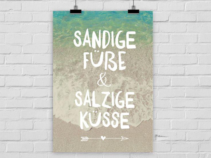 Kunstdruck von Prints Eisenherz auf DaWanda.com