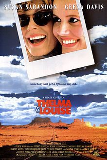 Thelma & Louise -  1991 American road film directed by Ridley Scott and written by Callie Khouri. It stars Geena Davis as Thelma and Susan Sarandon as Louise, two friends who embark on a road trip with disastrous consequences. The supporting cast include Harvey Keitel, Michael Madsen, and Brad Pitt, whose career was launched by the film. At its release the film stirred controversy. At the intersection of several genres, it is now considered a classic, influenced other films and artistic…