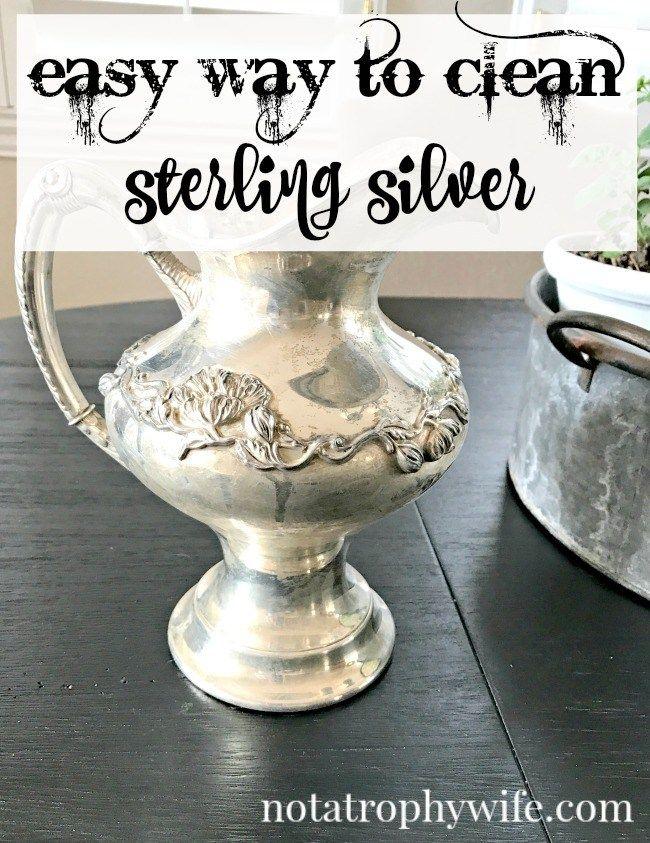 Best 25+ Clean sterling silver ideas on Pinterest