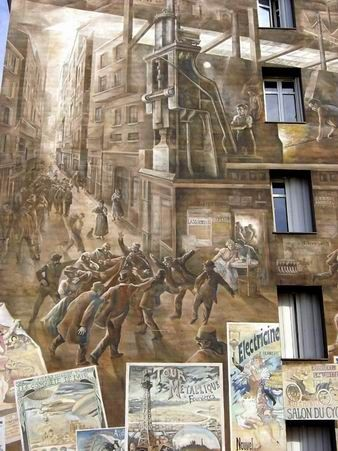 La révolte des canuts - Lyon